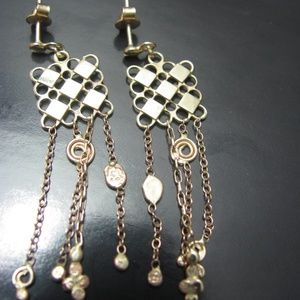 Sterling silver Earrings and
